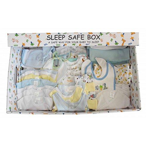 Girl 45 Piece Baby Starter Set Box