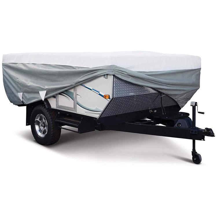 Classic Accessories Polypro 3 Pop-Up Camper Trailer RV Cover