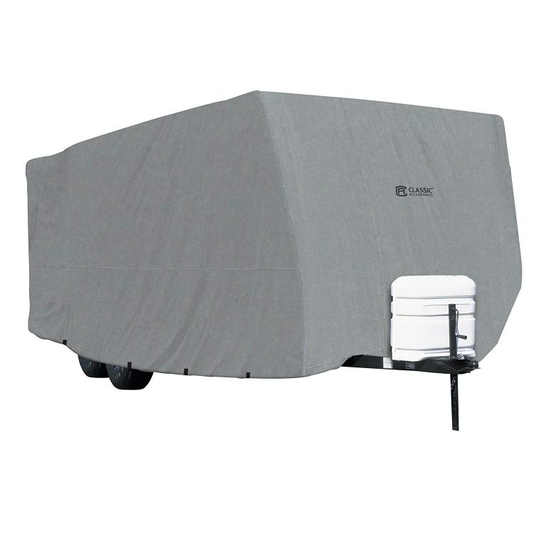Classic Accessories Overdrive Polypro 1 RV Cover For Travel Trailer