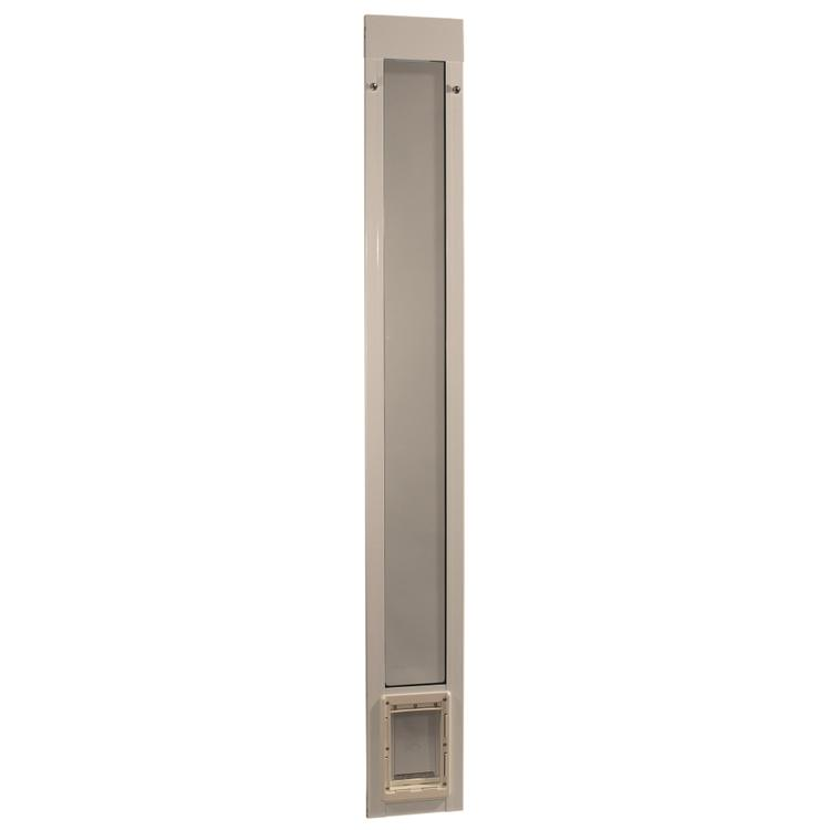 Ideal Pet Products Fast Fit Aluminum Pet Patio Door