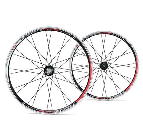 ZeroLite Road Pro 700c 10sp Black Wheelset