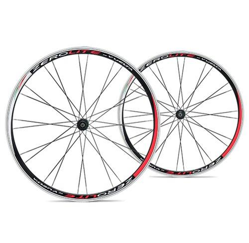 ZeroLite Road Comp 700c  10sp Black Wheelset