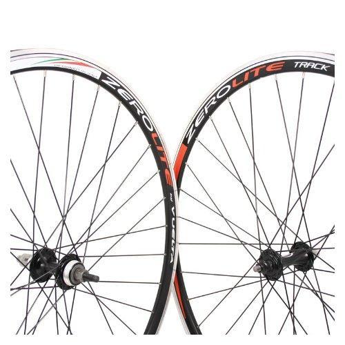 ZeroLite Track Comp 700c Black Wheelset