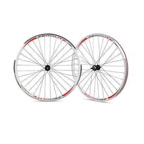 ZeroLite Track Comp 700c White Wheelset