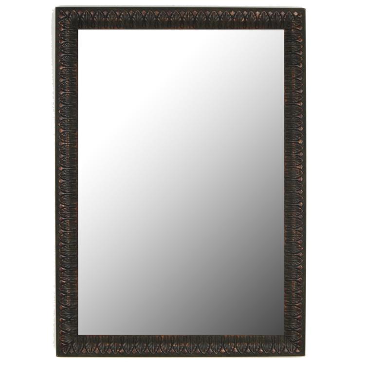 Thornwick Leaves II Mirror