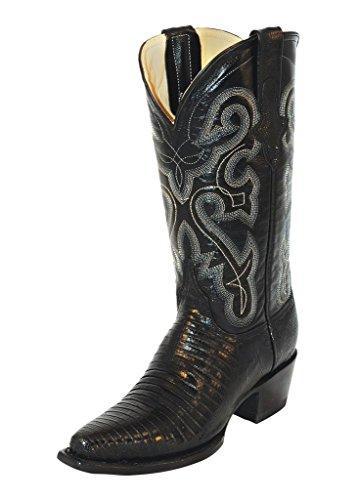 Ladies Teju Lizard Boot