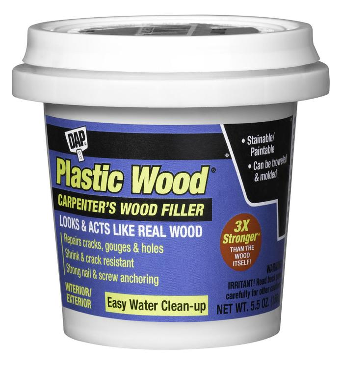 08135 Plstc Wood Ltx Natrl Hp