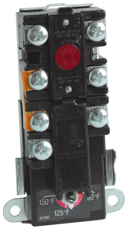 08163 Thermostat Upper