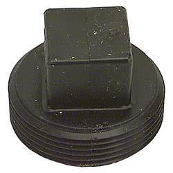 81815 Abs Plug 1-1/2 Thred