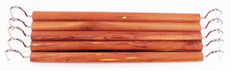 Woodlore Pant Trolley Bars, Box of 5 [Item # 82062]