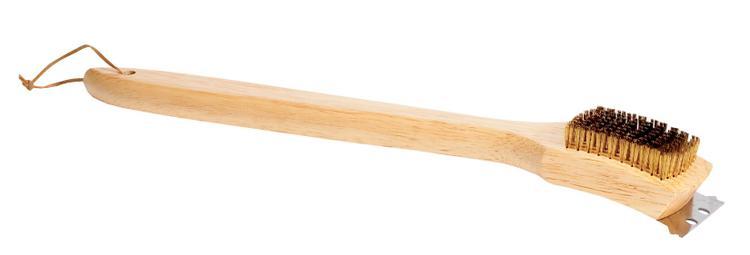 08309 Wood Grill Brush