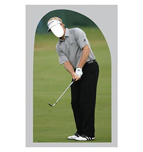 Golf Man Standin