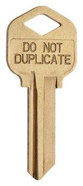 Kwikset 83382 Key Blank for Control Key Deadbolt