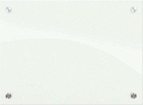 Enlighten White, non-magnetic Glass Boards 1.5x2