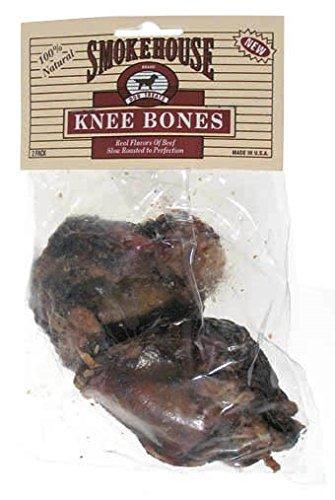 Smokehouse Pet Products 84056 Bone Knee 2Pk