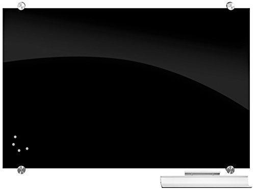 Black Glass Markerboards- 2x3