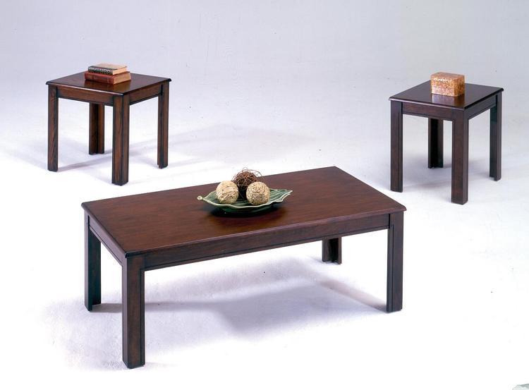Berndards Espresso Promo 3 Pack Table Set