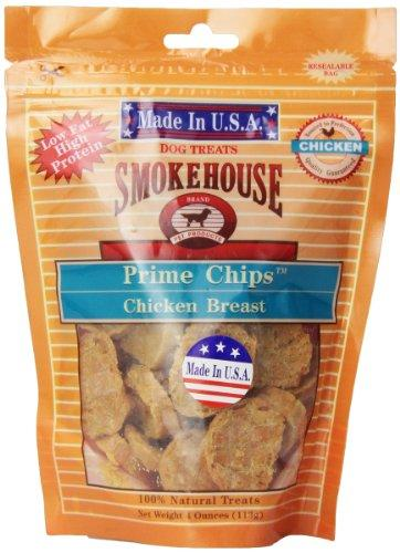 Smokehouse Pet Products 85461 Prime Chips Chicken