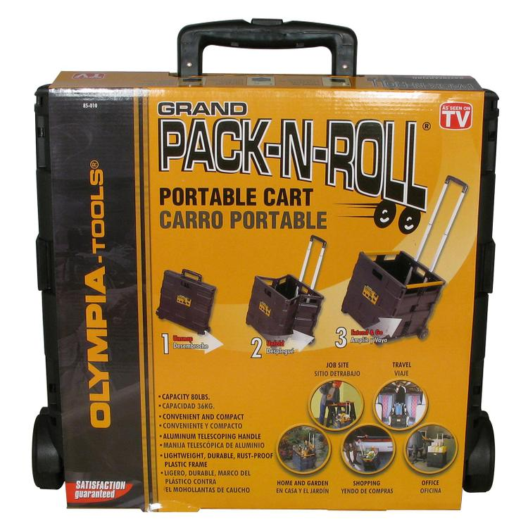 85-010 Cart Pack-N-Roll