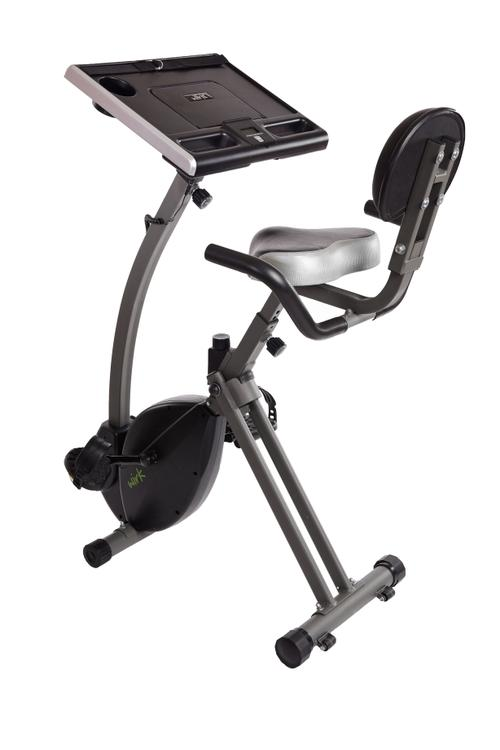 Stamina Wirk Ride Exercise Bike Workstation & Desk