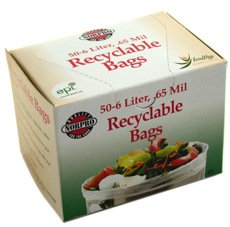 85 Recycle Bags 50Ct