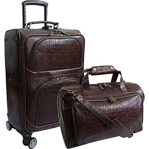 Amerileather Leather Three Piece Set Traveler