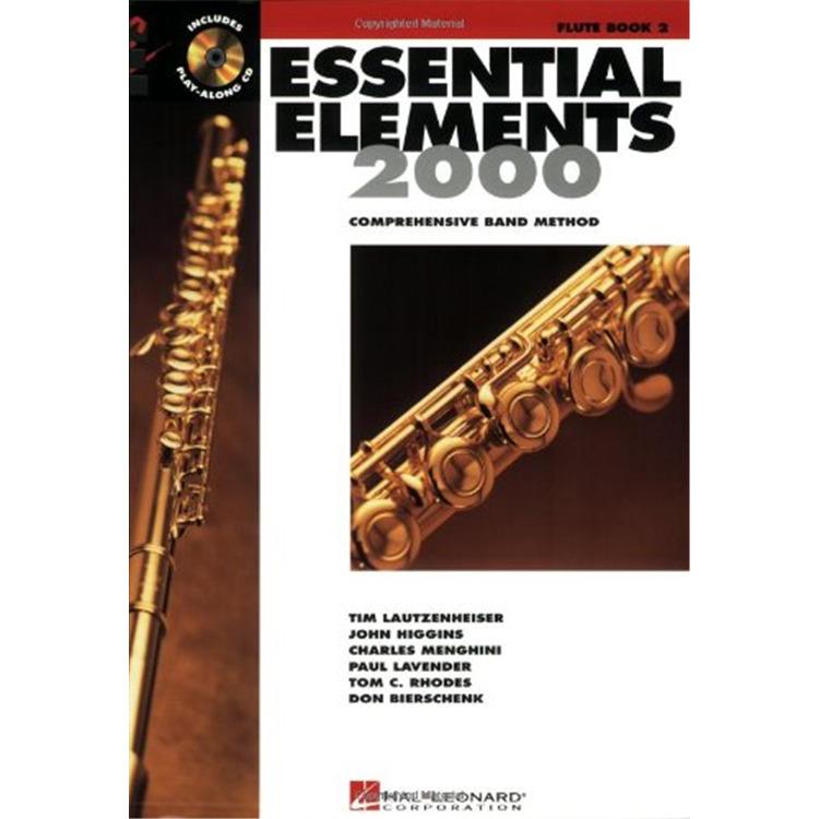 Ee2000 Flute Vol.2 W/cd