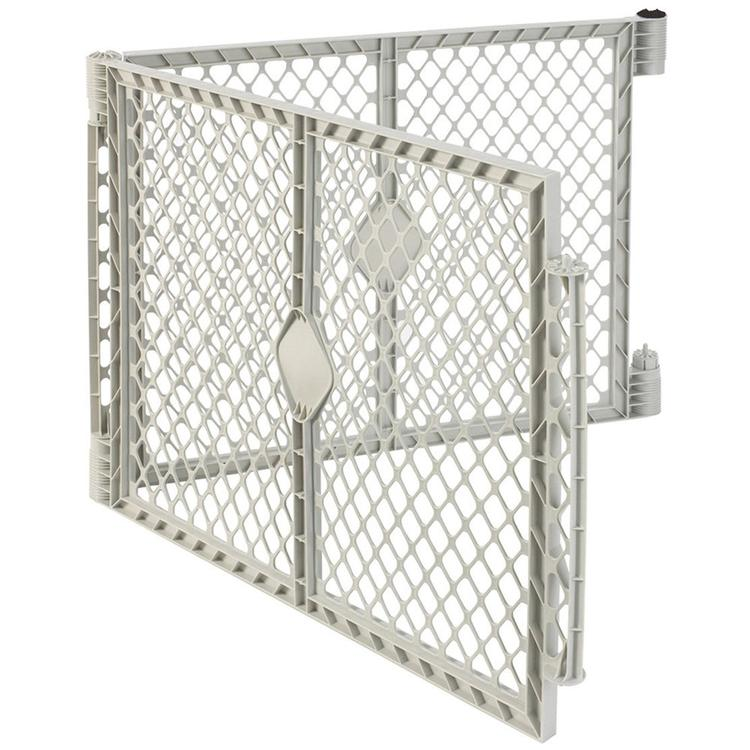 Superyard Xt Pet Gate Extension Kit 2 Panel