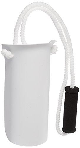 Formed sock aid, continuous loop handle