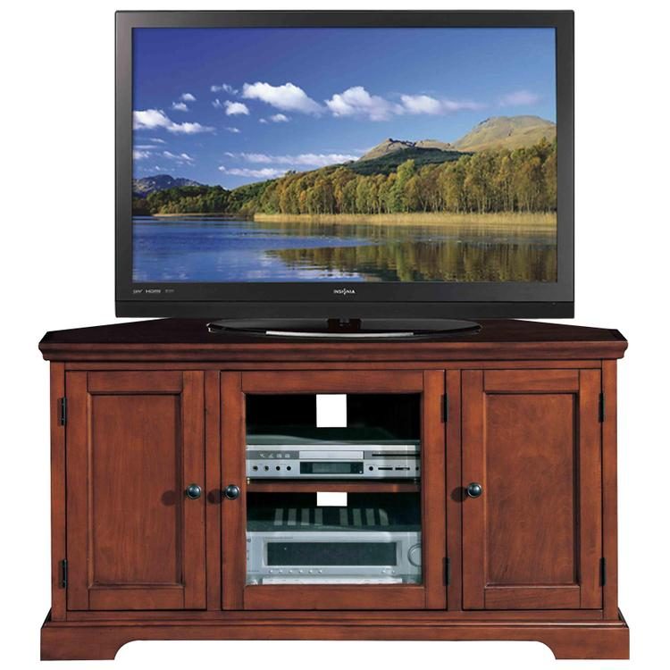 Leick Home Westwood Corner TV Stand