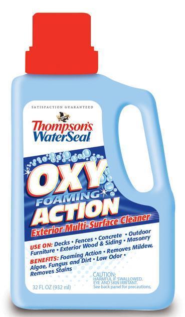 87731 32Oz Oxy Deck Cleanr