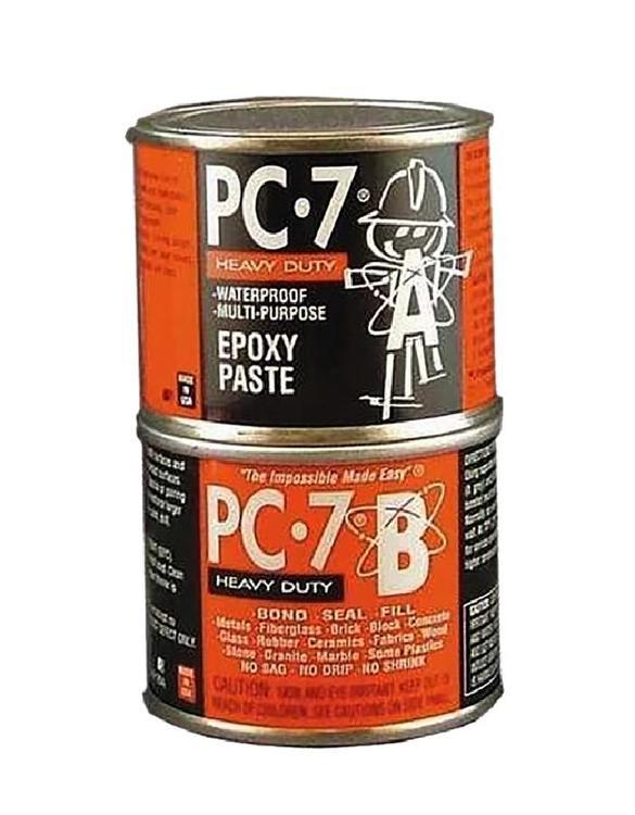 PC Products 087770 Epoxy Paste 1/2#