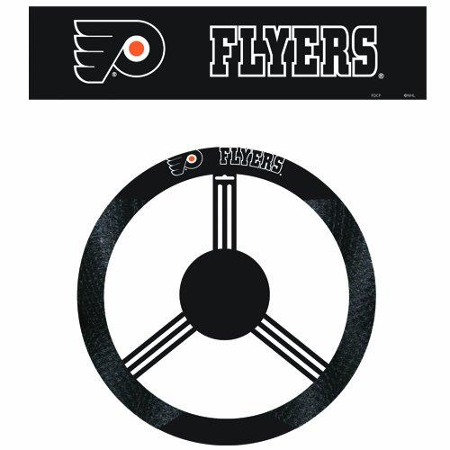 STEERING WHEEL COVER - NHL