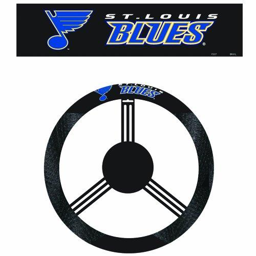 STEERING WHEEL COVER - NHL