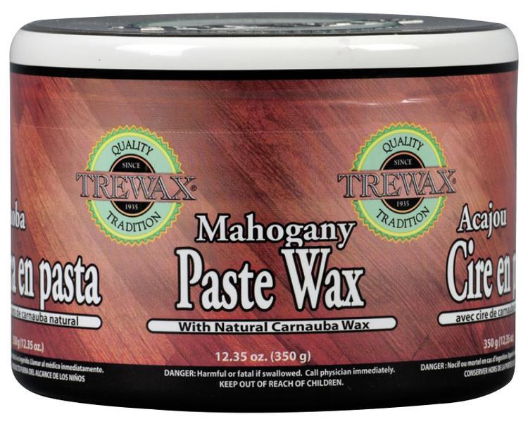 887101017 Wax Paste Mahogany