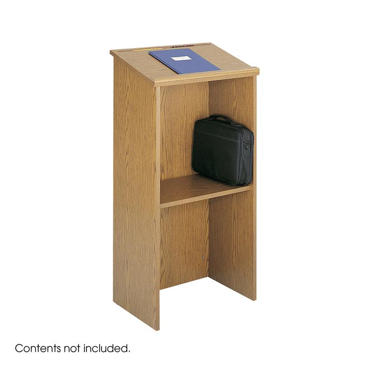 Stand-Up Lectern
