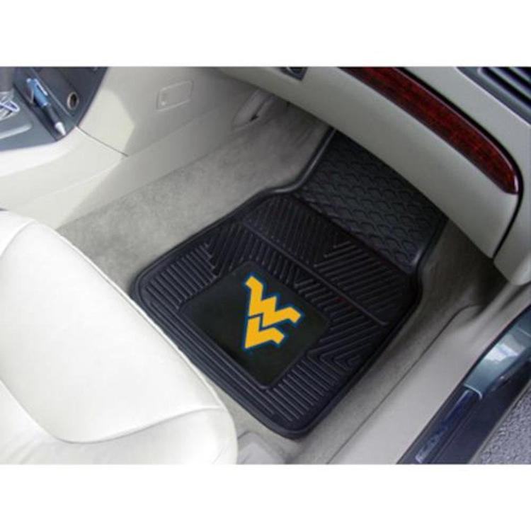 Fan Mats West Virginia University Car Caddy