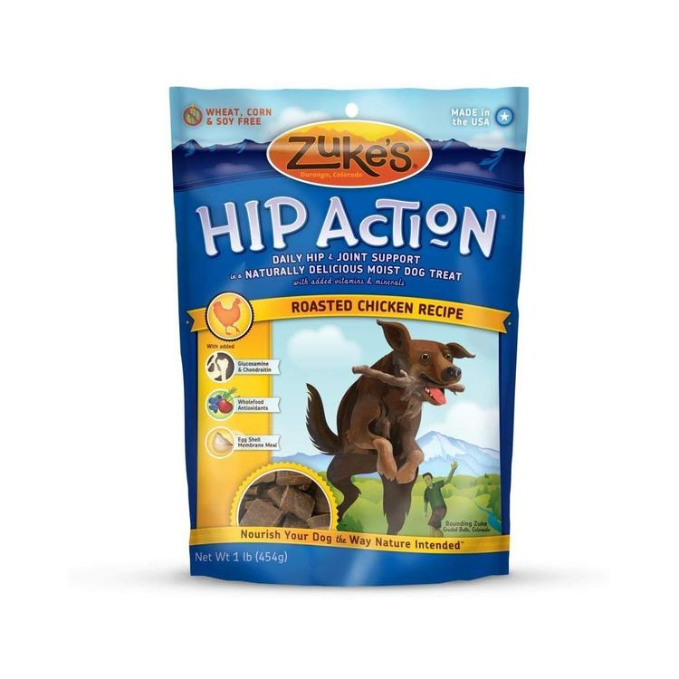 Zuke's Hip Action Morsels