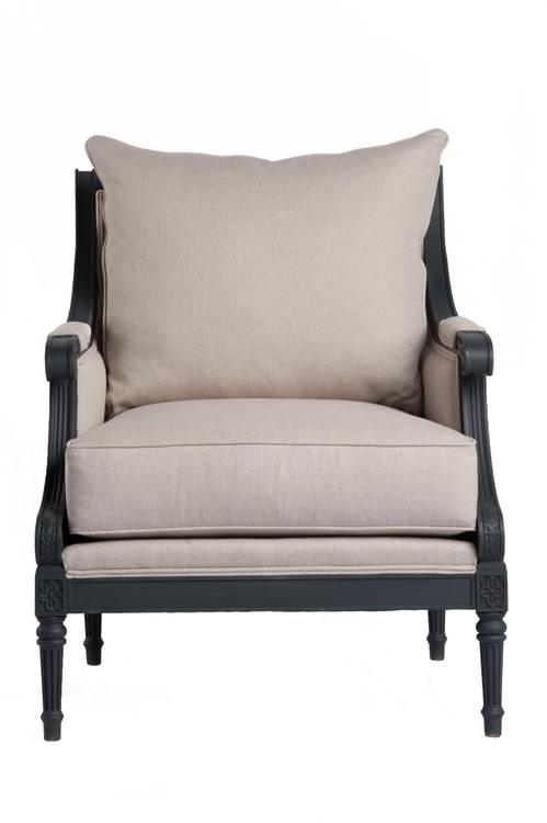 Comfort Pointe Raleigh Neoclassical Arm Chair