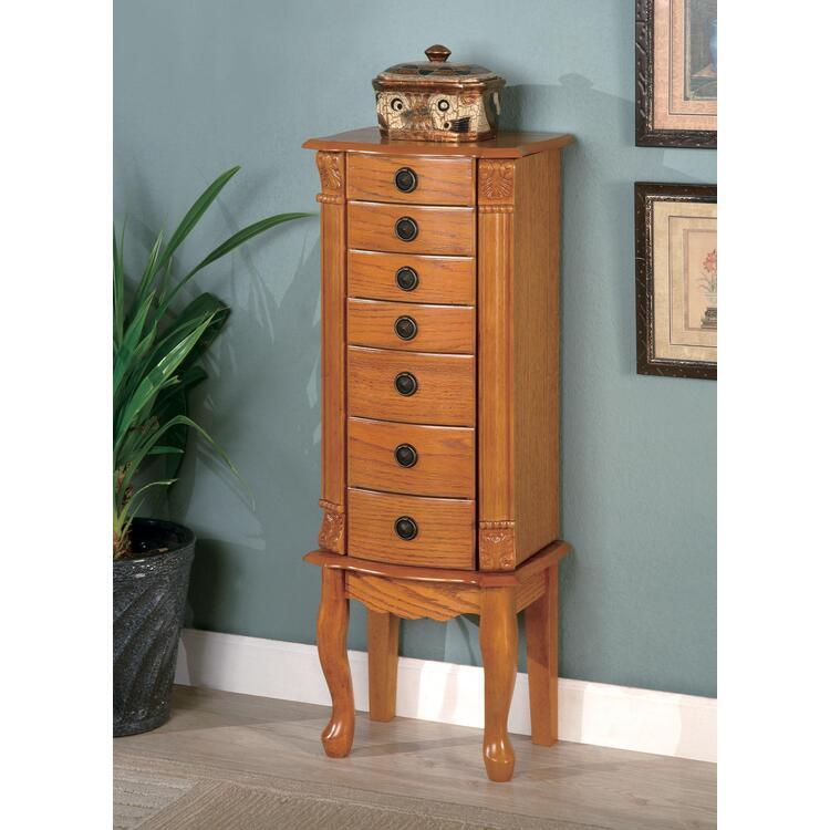 Coaster Home Furnishings Jewelry Armoire