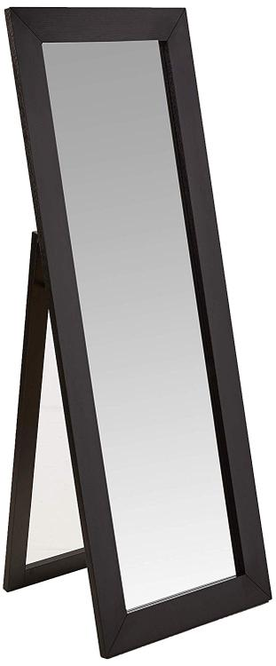 Coaster Transitional Cappuccino Mirror
