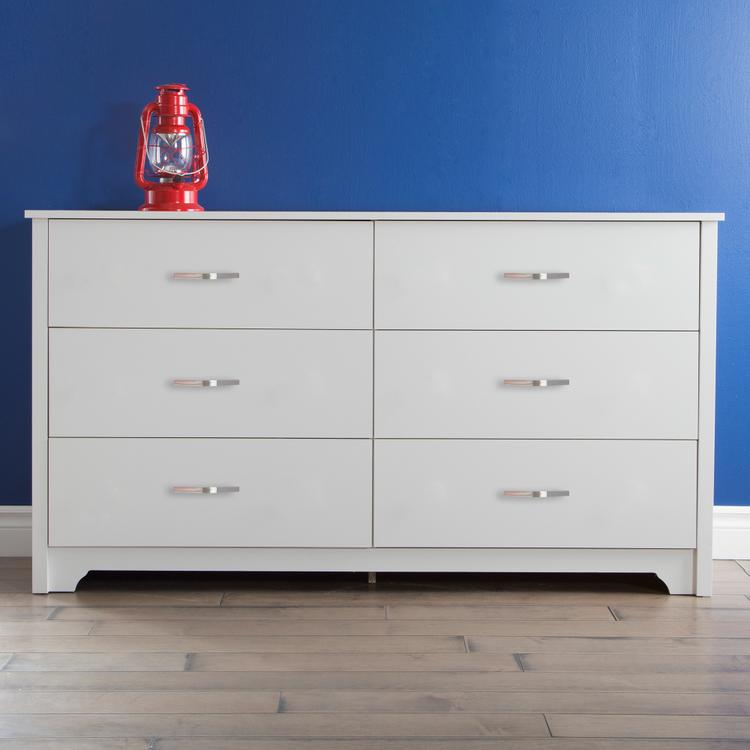 South Shore Fusion 6-Drawer Double Dresser