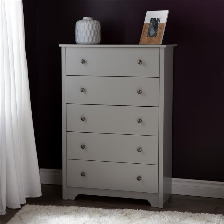 South Shore Vito 5-Drawer Chest [Item # 9021035]