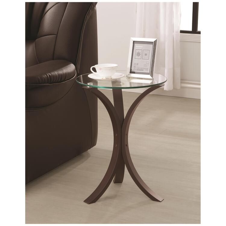 Coaster Transitional Accent Table