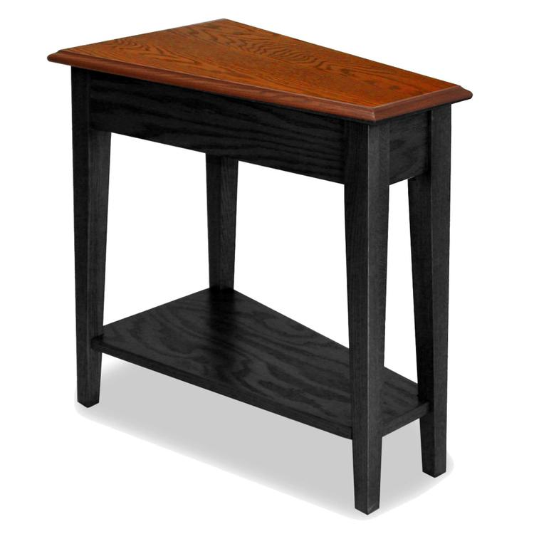 Leick Home Recliner Wedge Table