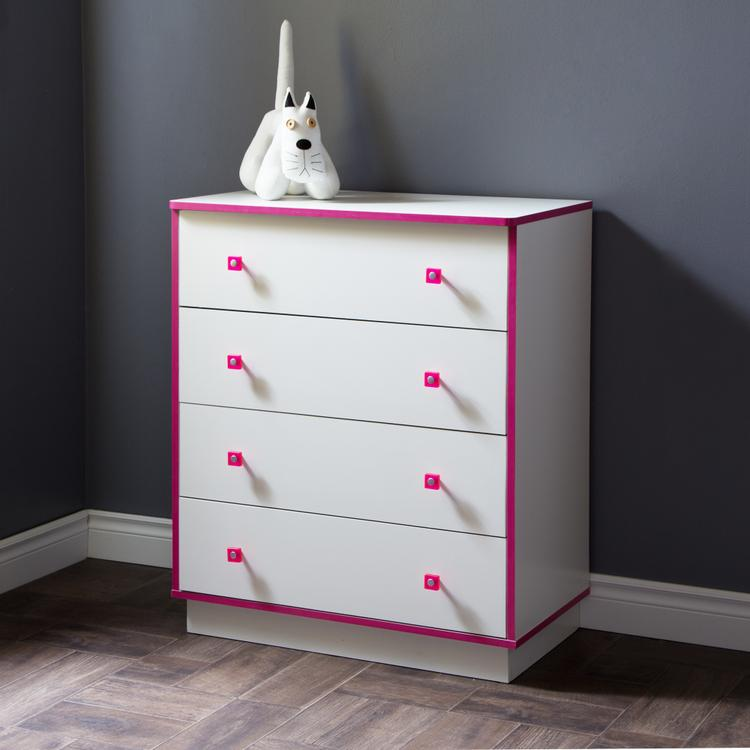 South Shore Logik 4-Drawer Chest