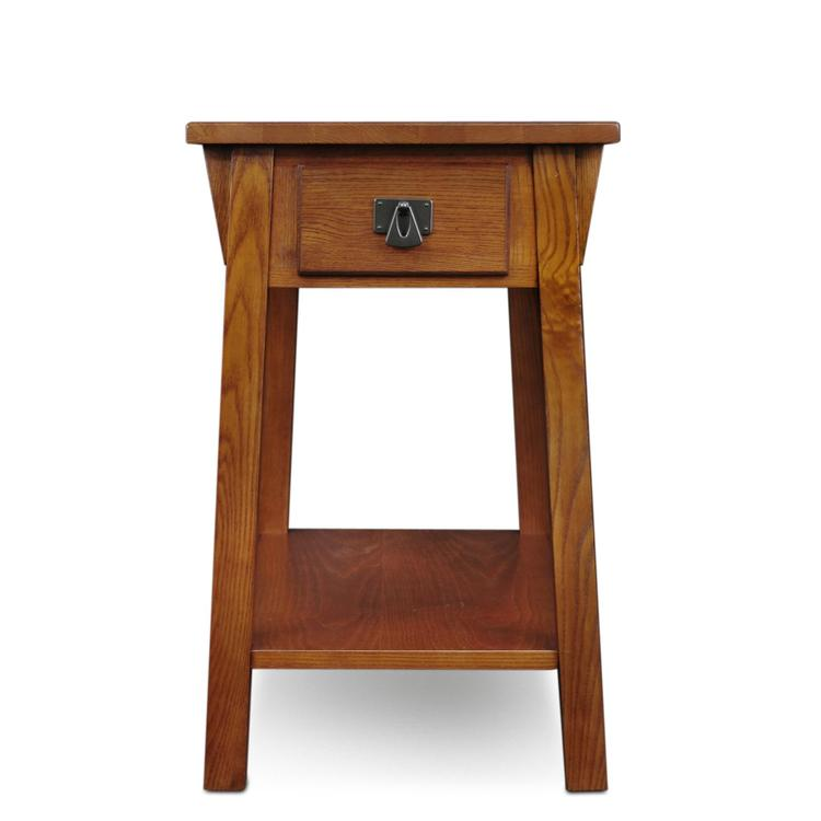 Leick Home Mission Chairside Table