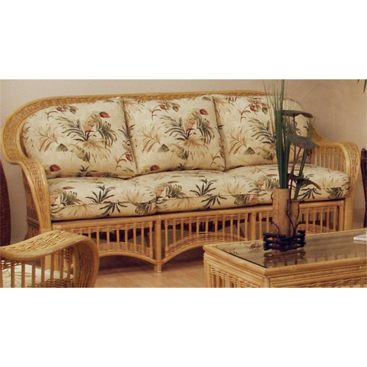 St Lucia Sofa, Finish Natural