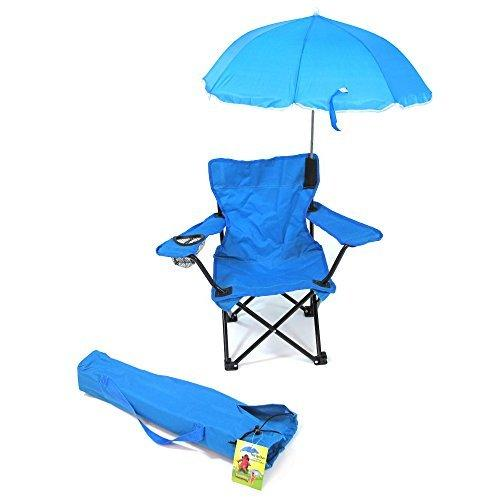 WC Redmon Beach Baby® ALL-SEASON Umbrella Chair with Matching Shoulder Bag [Item # 9106BL]