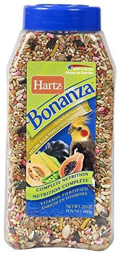 Hartz 91106 Tiel Bonanza 23Oz